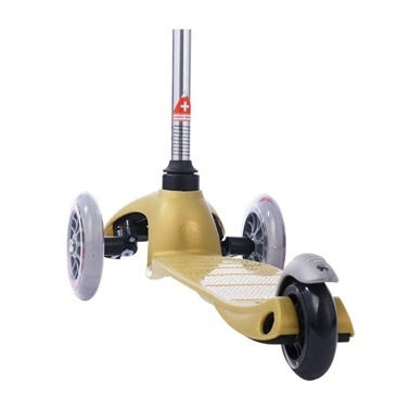 Micro Mini Micro Scooter Gold Altın